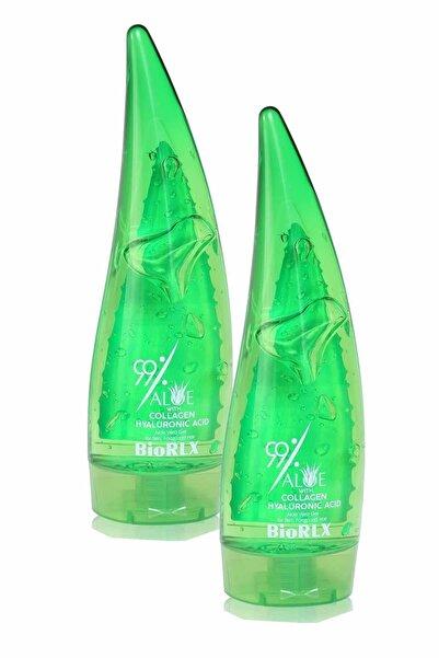Aloe Vera Jeli +Collagen +Hyaluronic Acid 250 ml - 2 Adet