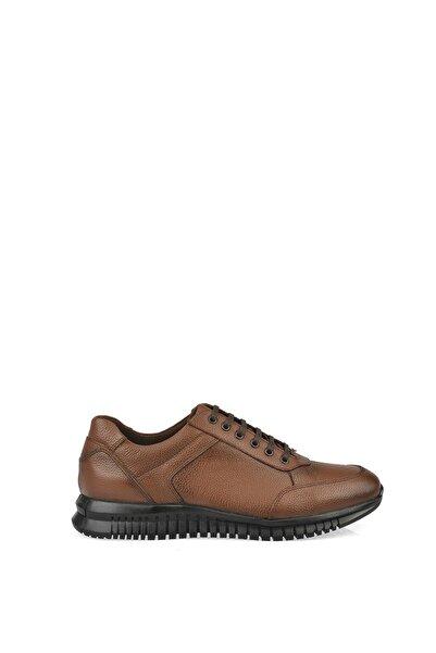 Ziya Erkek Kahverengi Hakiki Deri Ayakkabı 103423 101