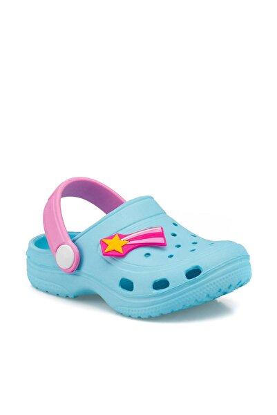 FROG X Açık Mavi Kız Çocuk Deniz Ayakkabısı