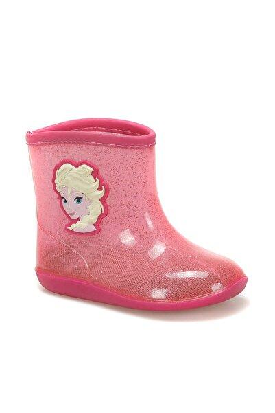 Frozen 97241 Pembe Kız Çocuk Yağmur Çizmesi