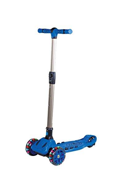 Fırsat Oyuncak Çocuk Boy Ayarlanabilir 3 Tekerlekli Twist Maxi Işıklı  Scooter
