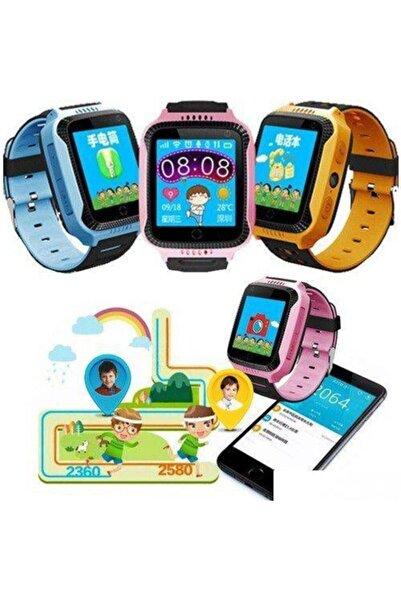 SEVEN7 Akıllı Saat - Çocuk Takip Saati - Gps - Sim Kartlı Arama- Kameralı
