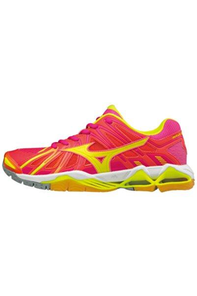 MIZUNO V1GC18124633Z Kırmızı Kadın Sneaker Ayakkabı 100468454
