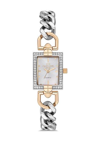 Cacharel Kadın Gümüş Kol Saati