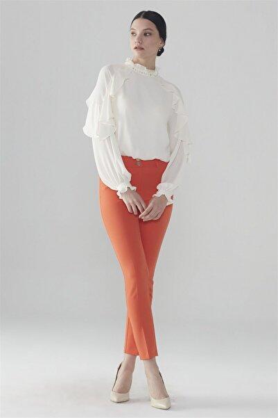 Zühre Pantolon Oranj P-0078