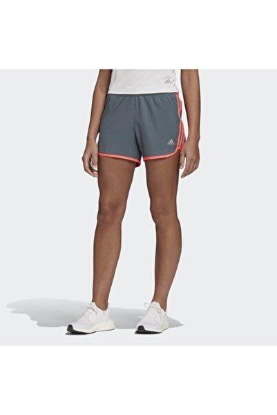 adidas Kadın Gri Marathon Şort