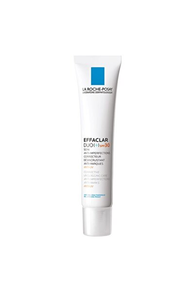 La Roche Posay Effaclar Duo+ Spf30 Krem 40 ml