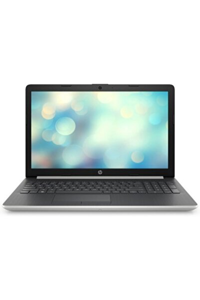 """HP 15-DA2063NT Intel Core i5 10210U 4GB 256GB SSD Freedos 15.6"""" Taşınabilir Bilgisayar 1S7W4EA"""