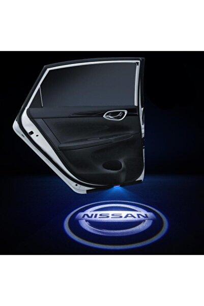 Apex Nissan Logolu Kapı Altı Hayalet Logo 2 Adet