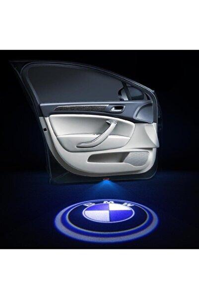 Apex Bmw Logolu Kapı Altı Hayalet Logo 2 Adet