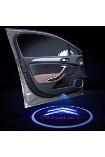 Apex Citroen Logolu Kapı Altı Hayalet Logo 2 Adet
