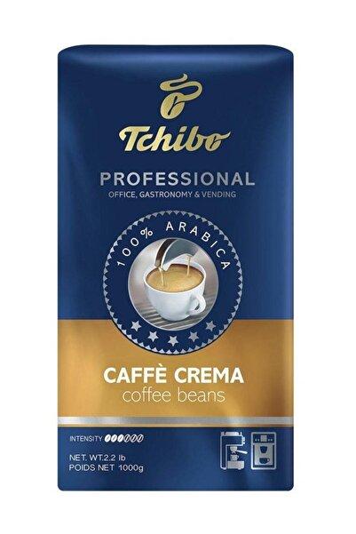 Tchibo Professional Caffe Crema Çekirdek Kahve 1 Kg