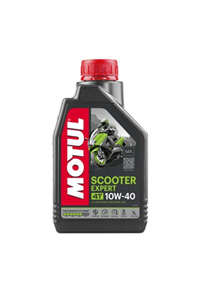 Motul Scooter Expert 10w40 Ma 4t 1 L 07/2020 Üretim