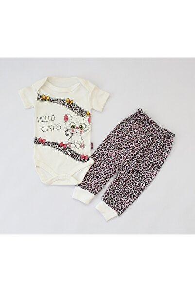 Holi Aslı Tunç Giyim 2'li Zıbınlı Bebek Takımı