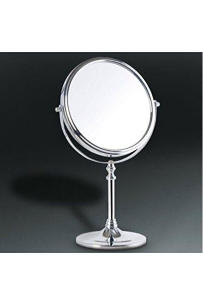 Yellowish Makyaj Aynası Dönerli Yuvarlak Masa Üstü Makyaj Aynası