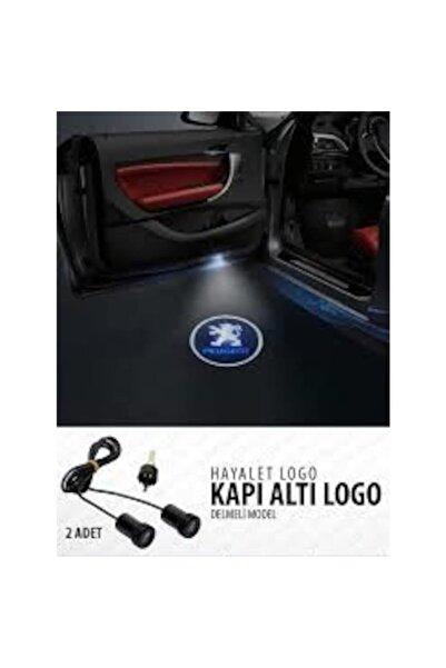 Apex Peugeot Kapı Altı Lazer Hayalet Logo