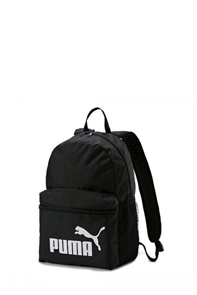 Phase Backpack Black Unisex Sırt Çantası