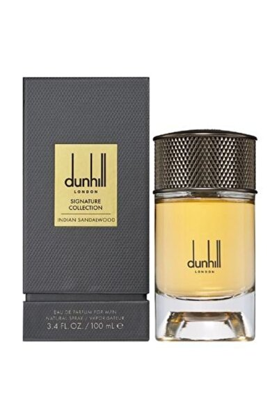 Dunhill Signature Collection Indian Sandalwood Edp 100 ml Unisex Parfüm 85715806642