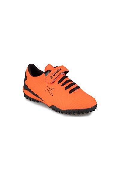 Kinetix Erkek Çocuk Turuncu Halı Saha Ayakkabısı Agron J Turf 9pr