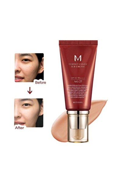 Mıssha M Perfect Cover Bb Cream No: 27