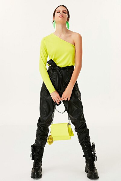 Twist Kadın Siyah Pantolon TW6200003076