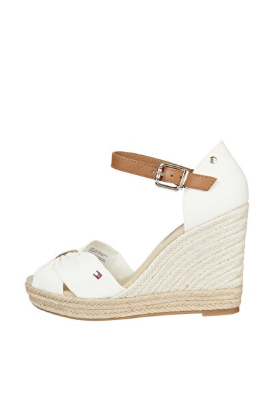 Tommy Hilfiger BASIC OPEN TOE HIGH WEDGE FW0FW04784