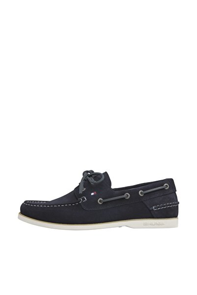 Tommy Hilfiger CLASSIC SUEDE BOAT SHOE