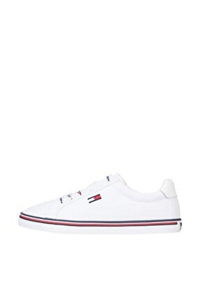 Kadın Beyaz Sneaker Essentıal Lace Up Sneaker EN0EN00786