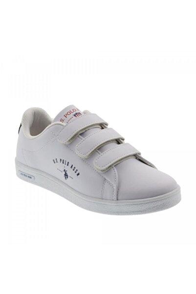 Polo Sınger Kadın Beyaz Sneaker