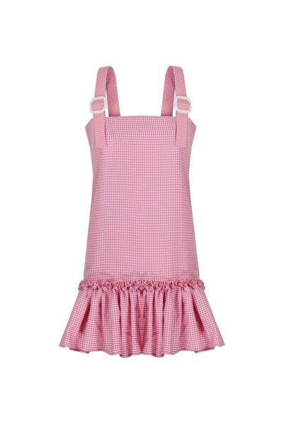 Nur Karaata St. Tropez Ruffled Dress