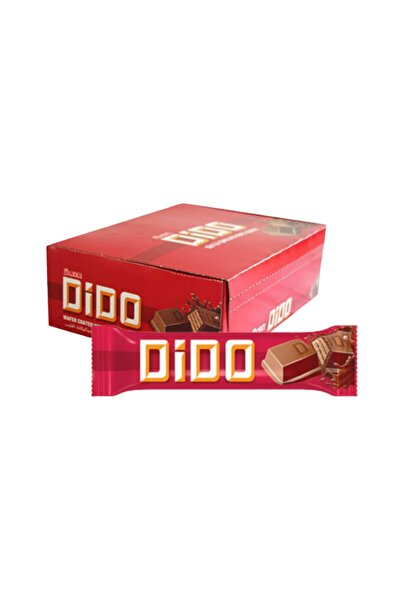 Ülker Dido Çikolatalı Gofret 24 Adet 35gr