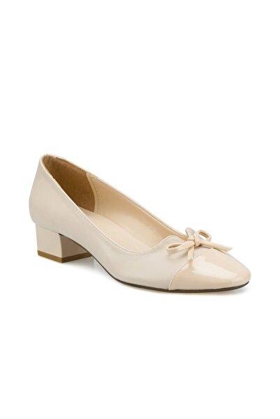 Polaris 315128.z Bej Kadın Gova Ayakkabı