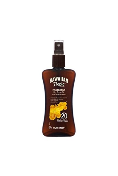 Hawaiian Tropic Protectıve Carrot Oıl Spf20 200ml
