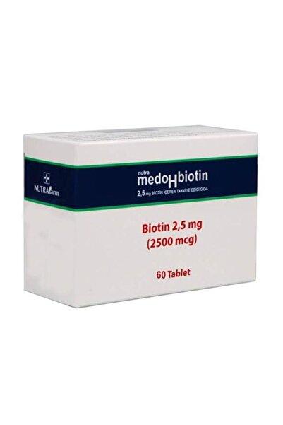 Dermoskin Medohbiotin Biotin 2,5mg 60 Tablet