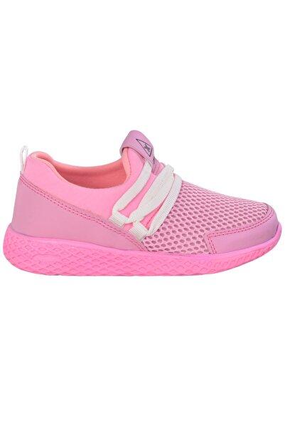 Kiko Kids Kız Pembe Kiko Scor-x 106 Günlük Fileli  Çocuk Spor Ayakkabı