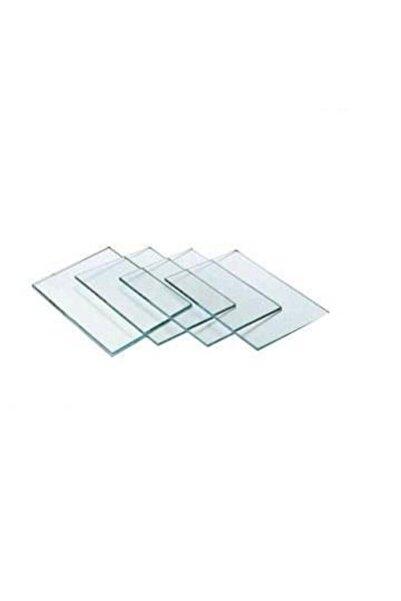 Hırdavat Kaynak Maske Camı Şeffaf 5cm - 10lu Paket