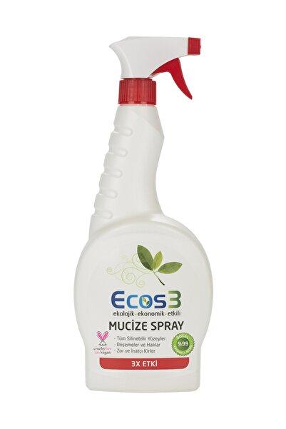 Ecos3 Ekolojik Mucize Sprey - 750 Ml