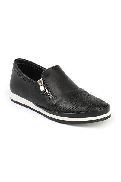 Libero Kadın Siyah Casual Ayakkabı Fms202