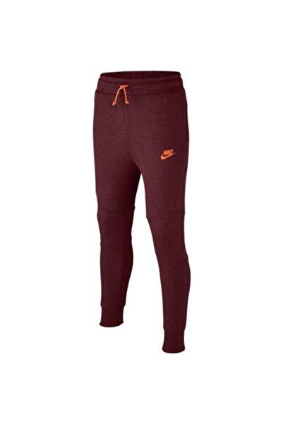 Nike Erkek Çocuk Bordo Spor Eşofman Altı 804818-625