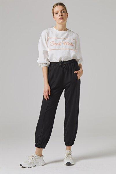 Loreen Kadın Siyah Pantolon