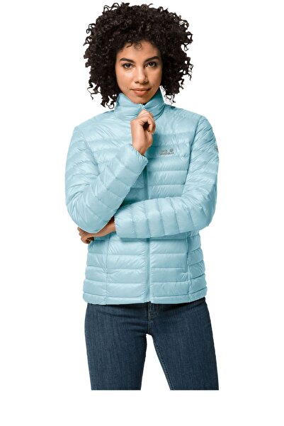 Jack Wolfskin Kadın Mavi Ceket