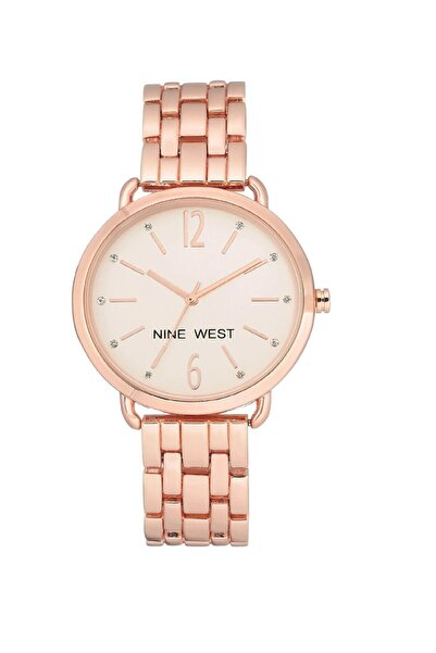 Nine West Watch Unisex Kol Saati NW-2150RGRG