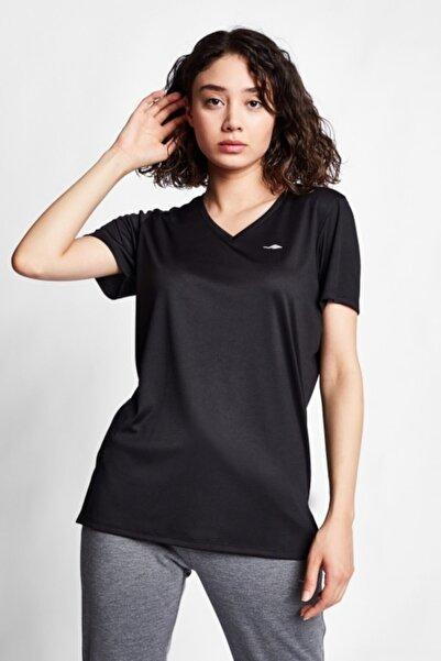 Lescon Kadın Siyah Tişört
