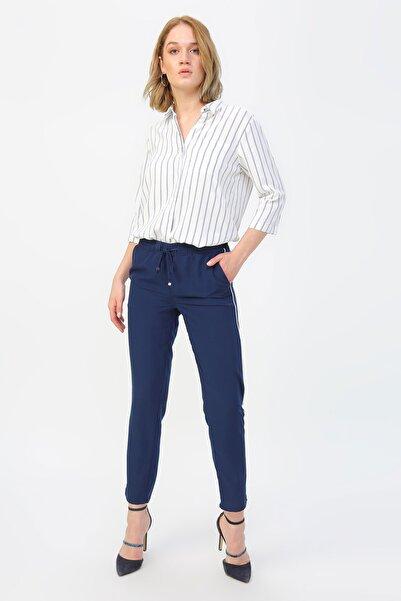 Fabrika Kadın Lacivert Pantolon 504395369 Boyner