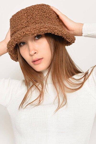Addax Kadın Tarçın Bucket Şapka ŞPK1031 ADX-0000022934