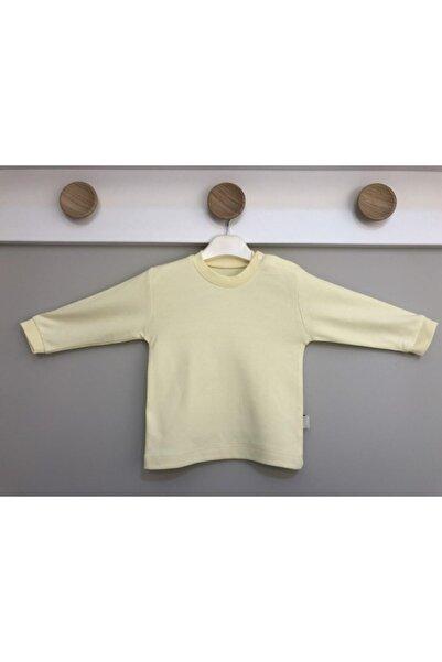 BABY'S TWİN 1047 Sweatshirt (sarı)