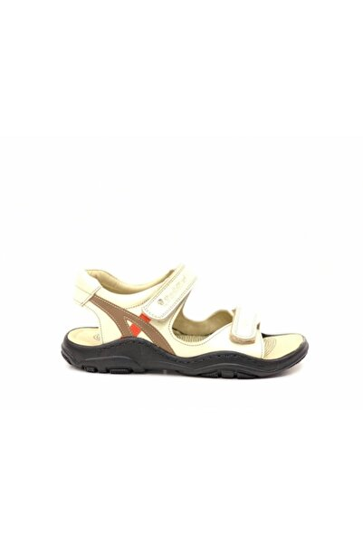 Toddler Erkek Çocuk Hakiki Deri Sandalet 2357