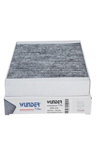 WUNDER Chevrolet Yeni Aveo Polen Filtresi Karbonlu ()