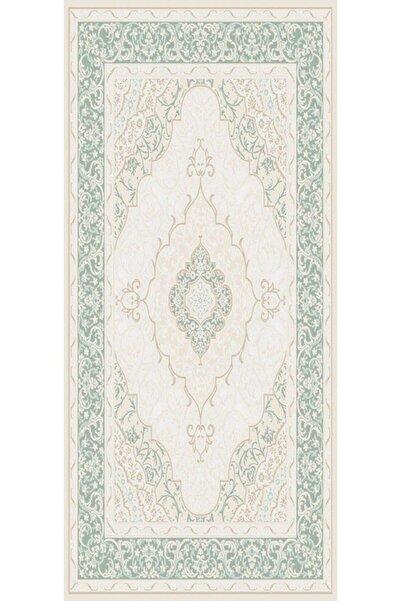 Tiffany Beyaz Desenli Halı
