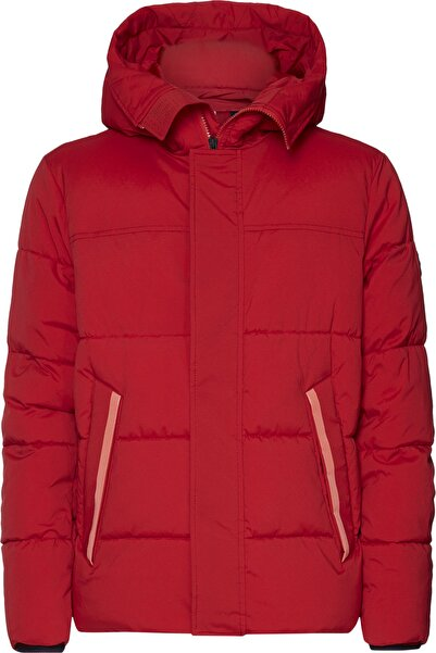 Tommy Hilfiger CWC STRETCH NYLON HOODED BOMBER